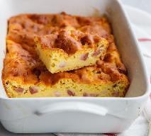 Wytrawny keks z kiełbasą i serem: pyszna przekąska imprezowa