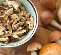 Jak suszyć grzyby w piekarniku?