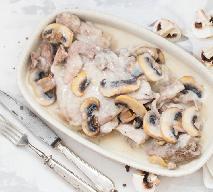 Indycze kotleciki ze śmietaną i pieczarkami - proste i smakowite