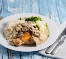Duszone udka kurczaka z pieczarkami: szybkie danie dla całej rodziny