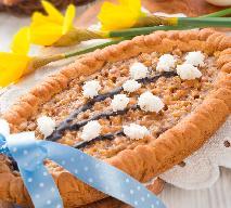 Mazurek śmietankowy - sprawdzony przepis na Wielkanoc [GALERIA + PRZEPISY]
