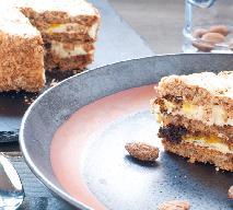 Tort amaretto - łatwy i idealny na różne okazje!