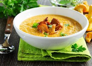 Zupa krem z kurek: przepis na pyszne kurki
