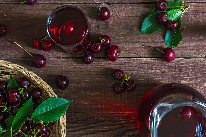 Wiśnie -wartości odżywcze