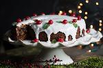 Keks świąteczny według przepisu Kingi Paruzel