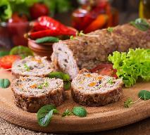 Soczysta pieczeń z mięsa mielonego