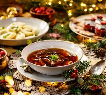 Grzybowa na Wigilię - przepisy na najlepsze zupy grzybowe