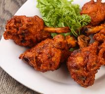 Kurczak po indyjsku - aromatyczne kąski z kurczaka pieczone na grillu lub w piekarniku