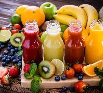 Jakie owoce i warzywa wybierać do świeżych soków, jak komponować soki, ile soku dziennie należy pić?