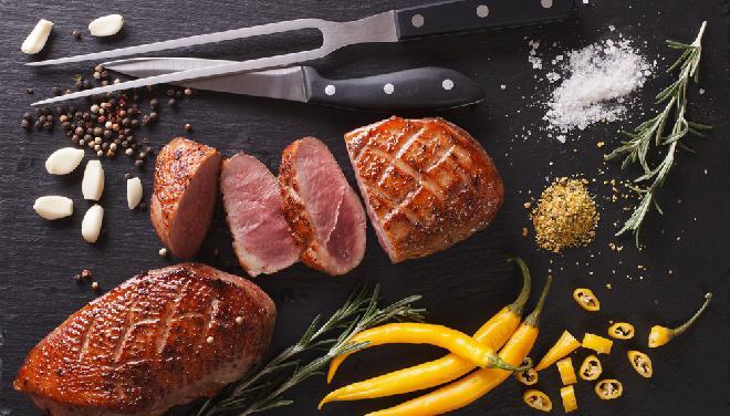 Jak smażyć filety z kaczki?